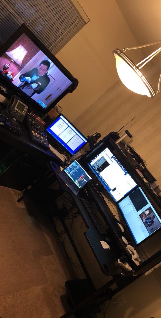 """The """"Studio"""" (2)"""