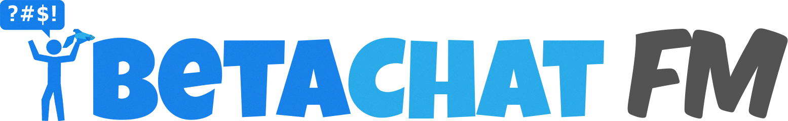 2018 BetaChat FM Logo