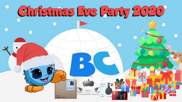 BetaChat Christmas Eve Party 2020